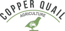 Copper Quail Agriculture Logo