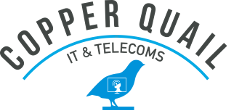 Copper Quail IT & Telecoms Logo
