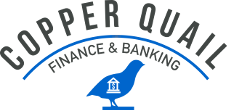 Copper Quail Finance and Banking Recruitment Logo